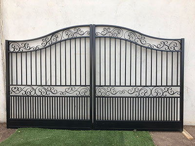dandenong gate company steel gates fencing melbourne